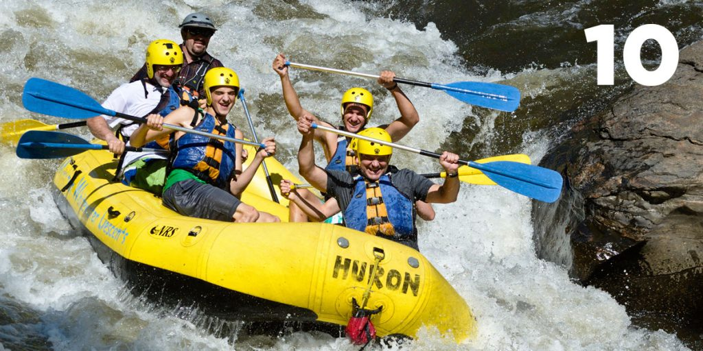 Water for Colorado: Reason #10 to Protect Colorado's Rivers -- #Rafting.
