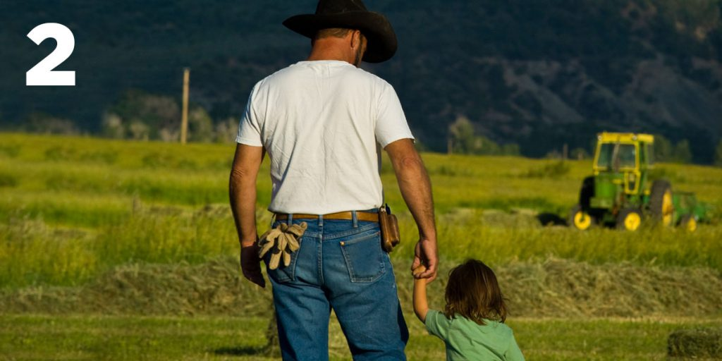 Water for Colorado: Reason #2 to Protect Colorado's Rivers -- #Farming.