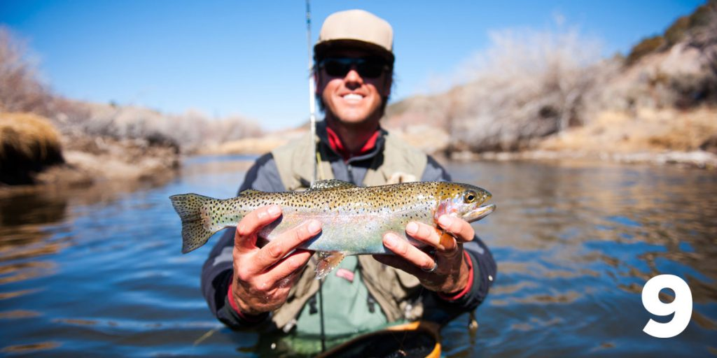 Water for Colorado: Reason #9 to Protect Colorado's Rivers -- #Fishing